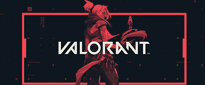 Valorant Closed_Beta Account EUW Riot Games