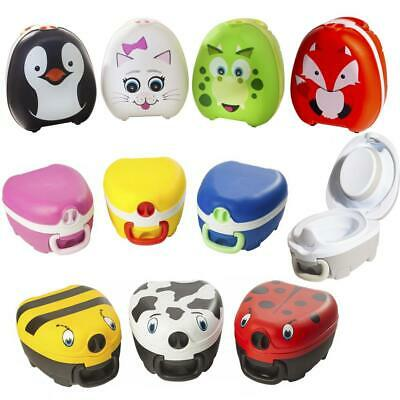 My Carry Potty Child Toddler Portable Travel Potty Training MUST HAVE - No Leaks
