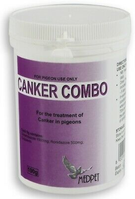 Pigeon Product - Canker Combo - trichomoniasis - by Medpet