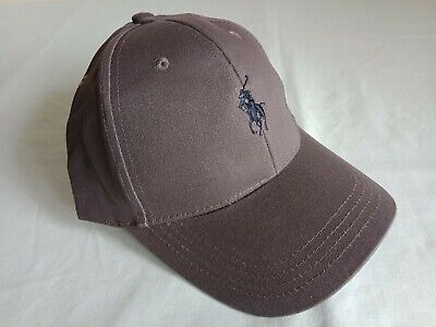 Ralph Lauren Classic Baseball Cap Hat Colour Grey