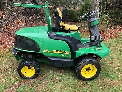 John Deere Original Equipment Hydraulic Reservoir #AM136011