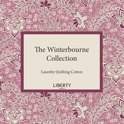 Liberty of London Fabrics   The Winterbourne Collection   100% cotton