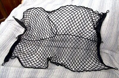 Kia Sportage Audi Q3 SUV Cadillac STS Boot Cargo Net Luggage Stretchy Tidy Cover
