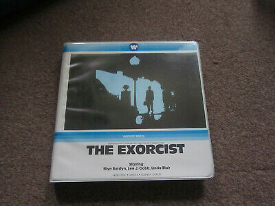 The Exorcist Super 8 Cine - Film Box Only No Movie - 8Mm