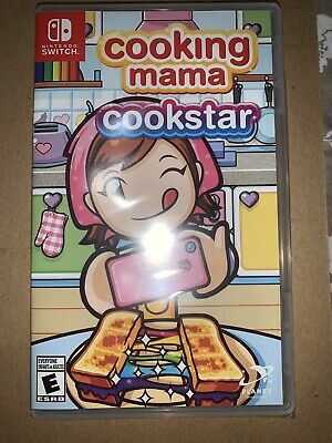 Cooking Mama: Cookstar (Switch, 2020) - Brand New Sealed - SHIPS FAST Nintendo