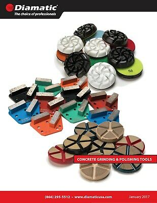 "Resin 3"" Pucks For Diamond Grinding And Polishing Concrete, Resin And Hybrids"