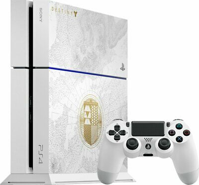 NEW Sony PlayStation PS4 500GB Destiny The Taken King Limited Edition Console