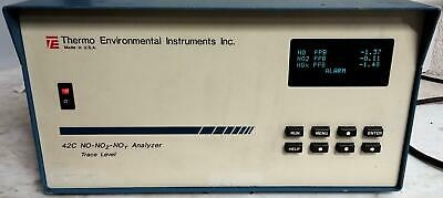 THERMO ENVIRONMENTAL INSTRUMENTS 42C NO-NO2-NOx  Analyzer