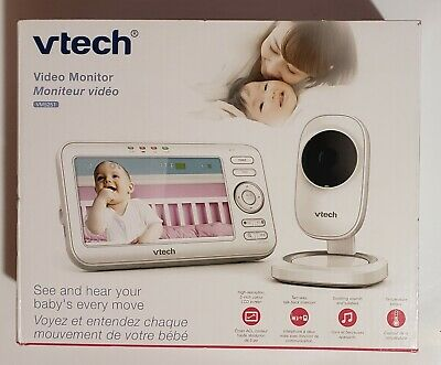 Brand New Vtech Full Colour Video and Audio  Monitor - VM5251