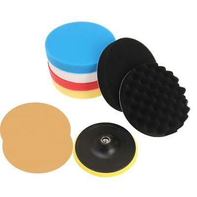 Polishing pad sets for Katsu 100317 polisher with 150mm backing plate
