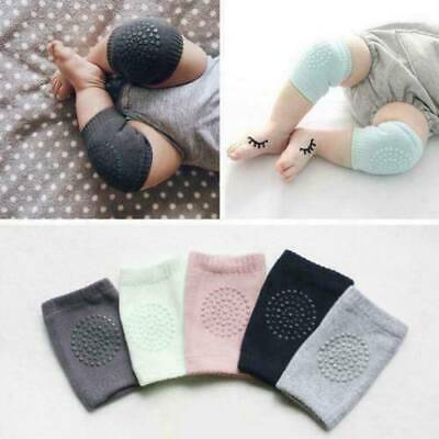 Safety Kids Baby Socks Knee Pads Infant Toddler Short Kneepad Crawling Protector