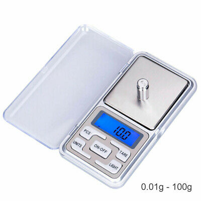 UK`0.01G to 100Grams Electronic Digital Pocket Gold Jewellery Weighing Scales