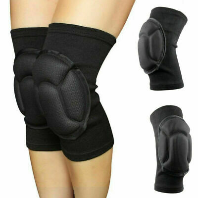 Professional Construction Gel Knee Pads Safety Leg Protectors Work Comfort 1Pair
