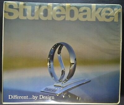 1964 Studebaker Dealer Album Features Daytona Cruiser Wagonaire Hawk Avanti 64