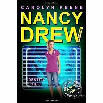 Identity Theft (Nancy Drew, Girl Detective: Identity Mystery Trilogy, Book 2)