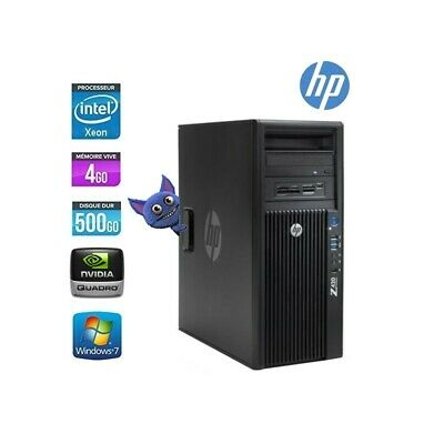 Hp Workstation Z420 Xeon E5-1603 2.8Ghz
