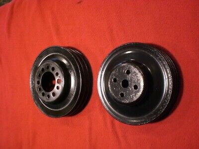 1957 1958 Cadillac AC A/C Air Conditioning OEM Pulleys Pulley Set