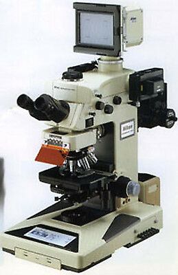 Nikon Microphot FXA Microscope Microphotographic Applications Manual on CD