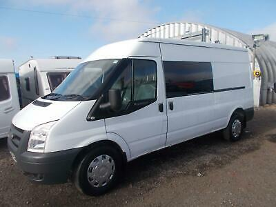 2010 Ford TRANSIT 115 T330L FWD 2 berth campervan new build 3 month warranty