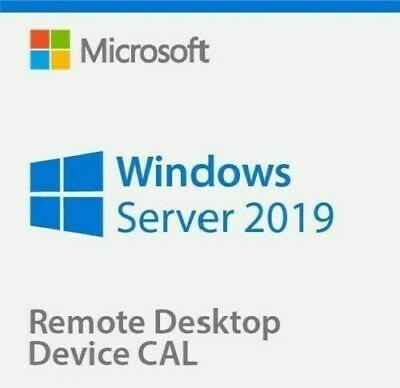 Windows Server 2019 Remote Desktop Services RDS 50 Users, Devices CAL -License