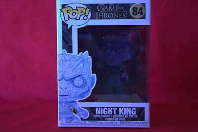 Game of Thrones Crystal Night King with Dagger Pop! Vinyl Figure #84