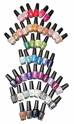 OPI Nail Polish Lacquer Varnish 15ml - Choose from 40+ Colours