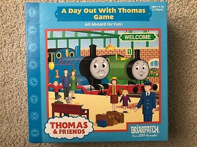 2018 Wooden DAY OUT WITH THOMAS Tank Engine WOOD Railway NEW IN BOX