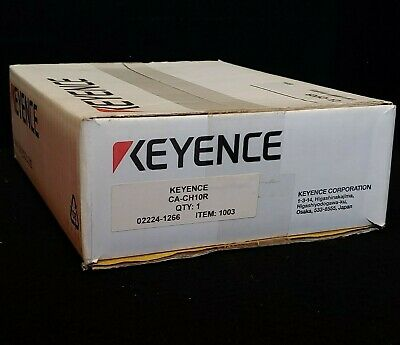 New Sealed Keyence Ca-Ch10R High Speed Flex-Resistant Camera Cable
