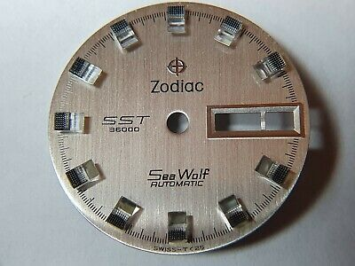 Zodiac SST 36000 Sea Wolf Automatic watch DIAL ONLY