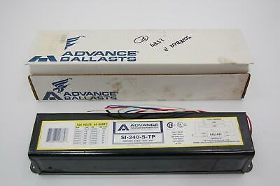 Philips Advance YSM-2E75-S-TP 2 Lamp Slimline Magnetic Ballast Instant Start240V