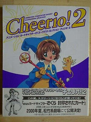 Cardcaptor Sakura Cheerio!2 Artbook, TV Anime, Japan