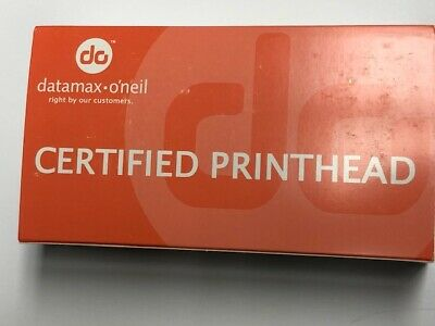 Genuine New Datamax Oem Certified Printhead Phd20-2181-01 Thermal I-Class 203Dpi