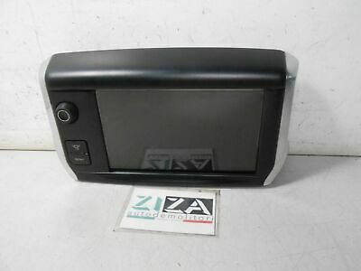 Display Completo Peugeot 2008 1.6 2014 9805301780 96758773XU