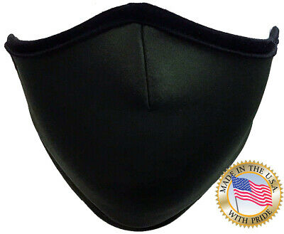 REUSABLE RESPIRATORS - (4 Pack Multi) - Made in USA