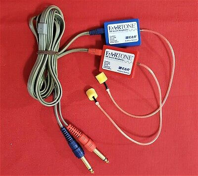 Ear Tone 3A Insert Earphone for Audiometer 50 Ohm