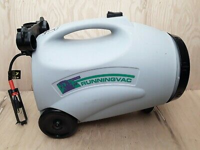 ProTeam RunningVac WRV Commercial Canister Vacuum Cleaner **TESTED**