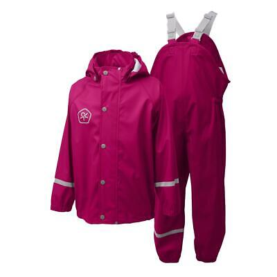 Color Kids Premium Regenset Raspberry Lila