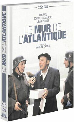 Le Mur De L'atlantique Combo  Blu Ray + Dvd Bourvil   Neuf Sous Cellophane