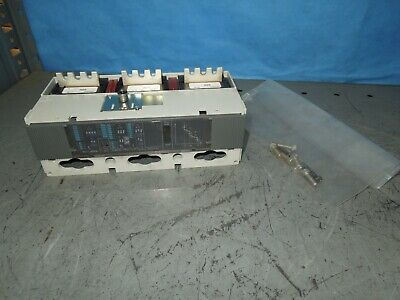 ABB 10329030 600A PR212/P Trip Unit w/ LSI Functions for S6 Frame Breakers Used