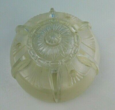 Vintage Art Deco Hanging Ceiling Light Glass Shade Globe (for Ceramic Fixtures)