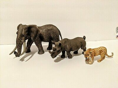 Schleich Safari Animal Toys