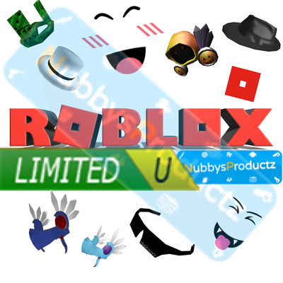 🔥 Rare Roblox Limited Limiteds! Clean! Read Description!🔥 Most Items Restocked