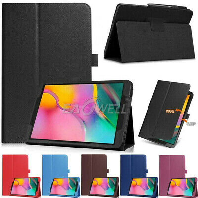 For Samsung Galaxy Tab A 10.1 2019 SM-T510 T515 Leather Case Shockproof Cover