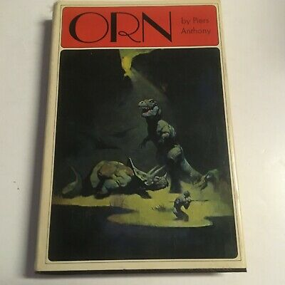 Orn Hardcover Book Sci Fi Fantasy Horror Piers Anthony