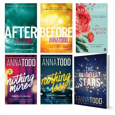 After Series 1-7 by Anna Todd (℮book)