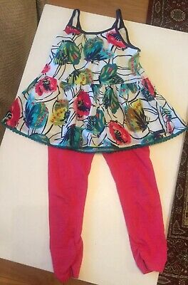 Catimini Girls Outfit Size 5-6 Years