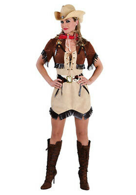 Cow Print  Cowgirl Costume sizes 6-22 Western