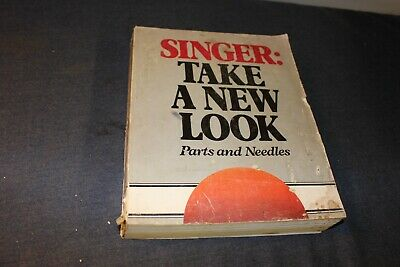 Singer Sewing Machine Parts And Needles Catalog & Retail Price List Aug 1982