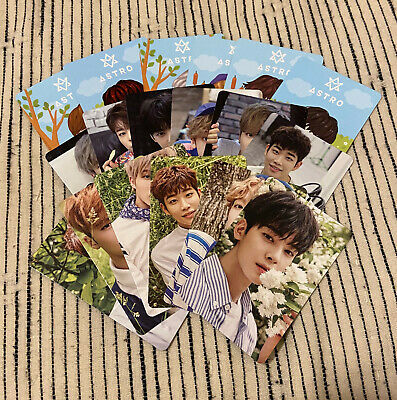 ASTRO - Summer Vibes Photocards