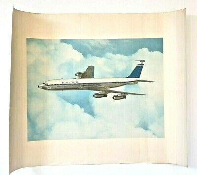 SAN DIEGO California TWA Airlines 707 Boeing 777 Poster Pin Up Art Print 251